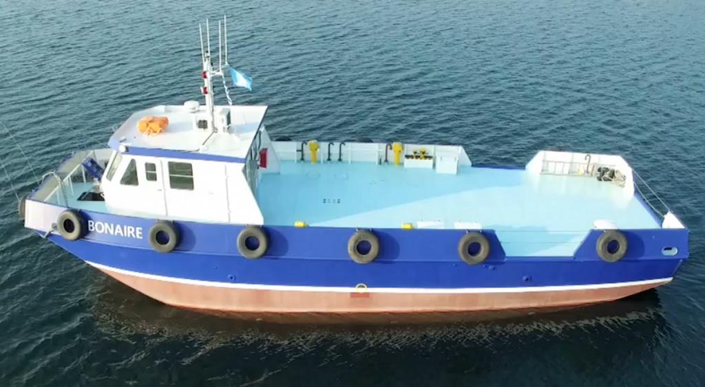 Boniare ship