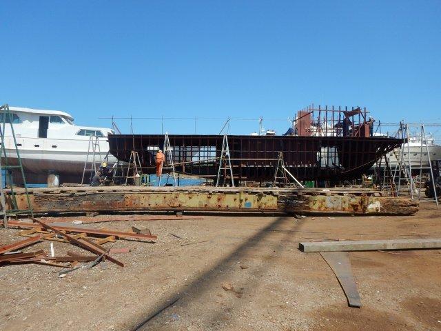 Construcción del Bonaire