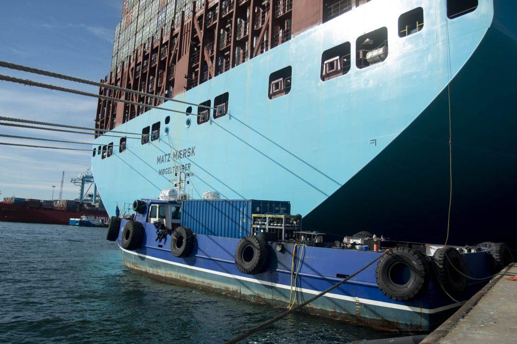barco Salonica Ras